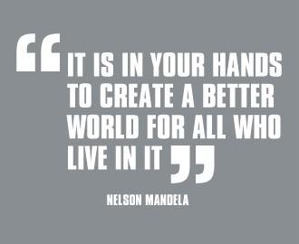 Mandela Day Quoteeg